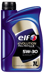 ELF EVOLUTION FULL-TECH LLX 5W30